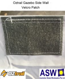 Oztrail Gazebo Side Wall Velcro Patch