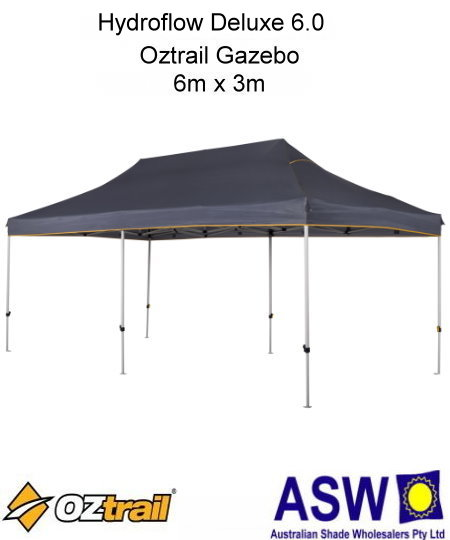 how to put up a oztrail 3m gazebo