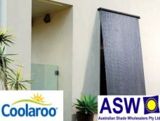 Retractable Blinds